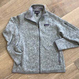 Patagonia Woman's Better Sweater Fleece Jacket.